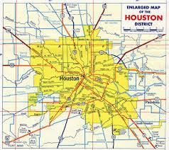 Texas Beaches Map Texas Map With Houston Afputra Com