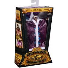 Macho Man Randy Savage Halloween Costume Wwe Defining Moments Macho Man Randy Savage Figure Walmart
