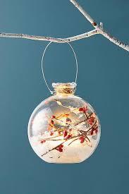 branch light up ornament ornament