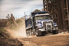 mack dump truck mack granite 8 4 dump truck u00272002 u2013pr
