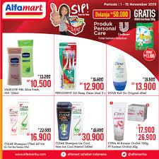 Parfum Di Alfamart alfamart special promo sip harga spesial gratis hadiah langsung