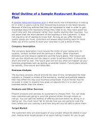 best photos of sample business plan pdf sample business plan