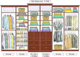 Best  Custom Closet Design Ideas On Pinterest Custom Closets - Wall closet design