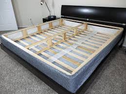 Bed Box Spring Frame Ghostbed Boxspring Foundation Review Sleepopolis