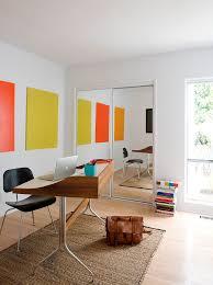 Mid Century Modern Office Desk Mid Century Modern Railings Home Office Midcentury With Mid