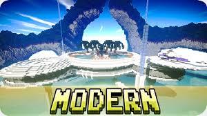 minecraft wonderwall modern hotel house w download youtube