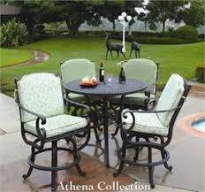 Patio Bar Furniture Set Patio Bar Table Set With Pit