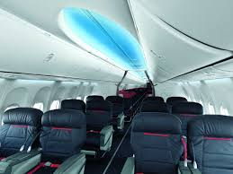 Airplane Interior How Are Airlines Making Economy Class Flights More Comfortable