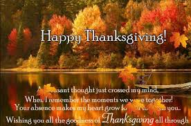 missing you on thanksgiving free family ecards greeting cards