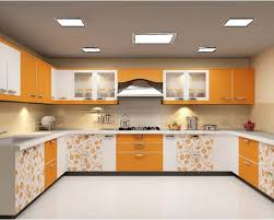 Images Of Kitchen Interiors Interior Design For Kitchen In India Photos