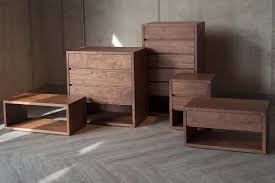 Designer Bedroom Furniture Collections Walnut Bedroom Furniture Walnut Black Lotus Natural Bed Company