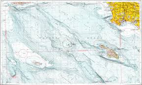 Long Beach Map Download Topographic Map In Area Of Long Beach Huntington Beach