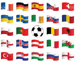 Switzerland Flag Emoji Flags Of National Teams For Soccer Match Stock Vector Art