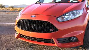 2014 ford fiesta st 197 hp us version youtube
