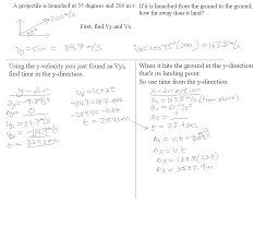 Motion Worksheets Kinematic Equations For Projectile Motion Jennarocca