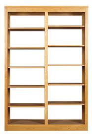 linden bookcase