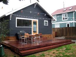 Backyard Deck Pictures by Top 25 Best Simple Deck Ideas Ideas On Pinterest Small Decks