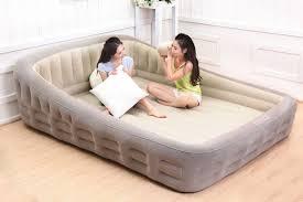 надувная кровать intex comfort frame airbed 67972 с насосом 220 в