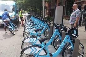 divvy chicago map divvy bike stations up plenty of parking spaces