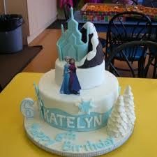 15 frozen birthday cake ideas