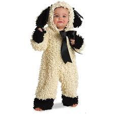 puppy halloween costume for kids lamb infant toddler costume buycostumes com