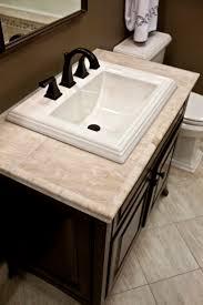 vanity cultured marble vs granite marble vanity tops with sink
