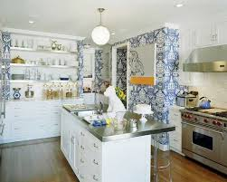 moderne landhauskchen blau moderne landhauskchen blau kchen moderne dekoration wandtapeten