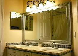Bathroom Mirror Molding Bathroom Mirror Molding Juracka Info