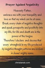 white light protection prayer prayer against negativity christianstt