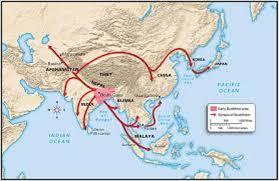 hinduism map maps