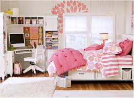 teens room decorating ideas cute white pink girly bedroom simple