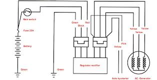 new racing cdi wiring diagram wiring wiring diagram instructions