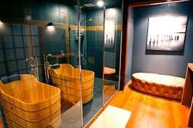 bathroom design lovely japanese bath with bamboo bath and