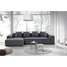 Modern Sectional Sofas Modern Contemporary Sectional Sofas For Less Overstock