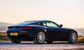 news aston martin may unveil amg v8 powered db11 in shanghai