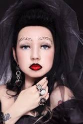 Dead Bride Costume Dark Bride Makeup