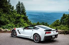 first corvette ever made first drive 2017 chevrolet corvette grand sport manual