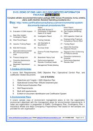 operational document template virtren com