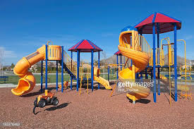 Backyard Play Equipment Australia Outdoor Play Equipment Stock Photos And Pictures Getty Images