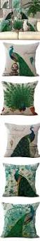 peacocks home decor elegant green peacock cushions for sofas furnishing style home