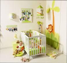 décoration jungle chambre bébé deco chambre bebe garcon jungle chambre enfant decoration