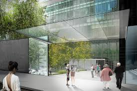 39 Best Architecture Entrance Images Elizabeth Diller Defends Moma Plan To Demolish Folk Art Building