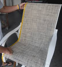 Replacement Fabric For Patio Furniture Well Suited Patio Furniture Replacement Slings Beautiful Design