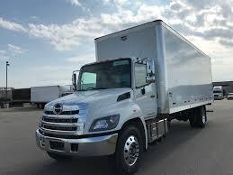 truck van 2018 hino 268 box van truck for sale 286179
