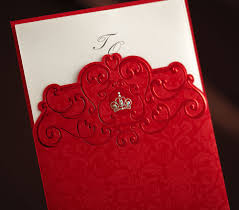 E Card Invites Card Leather Picture More Detailed Picture About Classic Red