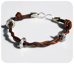 bracelet leather cord images Leather cord bracelets make bracelets jpg