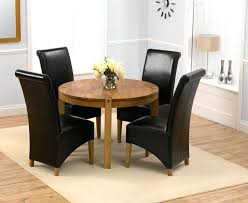 Round Glass Dining Room Table Sets Dining Table Round Glass Dining Table And 4 White Chairs Shop