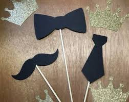 black tie party favors best 25 mustache centerpieces ideas on mustache party