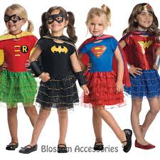 supergirl halloween costumes ck596 robin batgirl wonder woman super tutu super hero