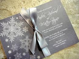 snowflake wedding invitations snowflake wedding invitation oxsvitation